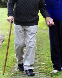 walk-with-cane